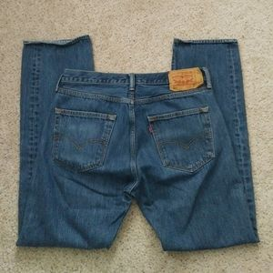 Buttom fly Levi's